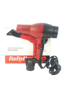 BaByliss Super Turbo Hair Dryer, Red/Black >>> You can find out more details at the link of the image.
