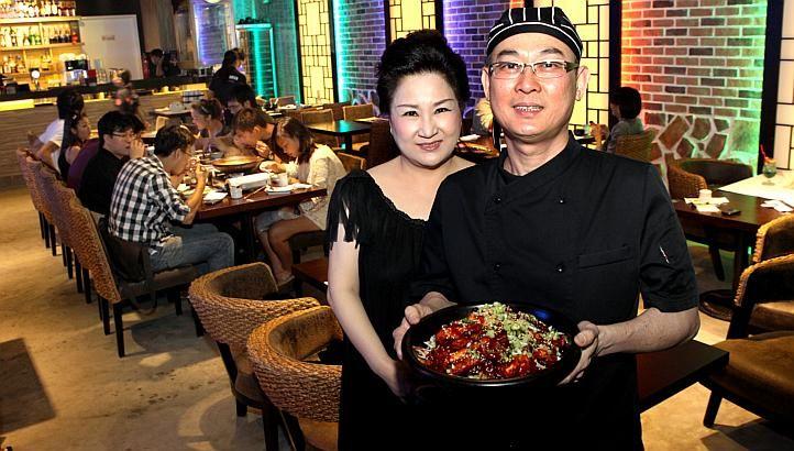 Korean BBQ Chain in Singapore
