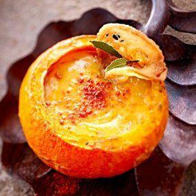 Halloween-Menü - Rezepte fürs Gruseldinner