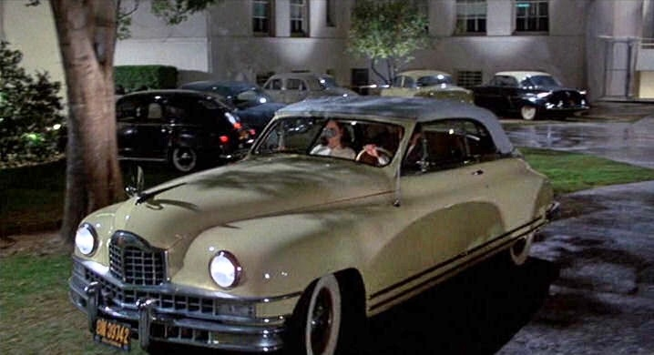 1948 packard custom eight victoria from back to the future 1984