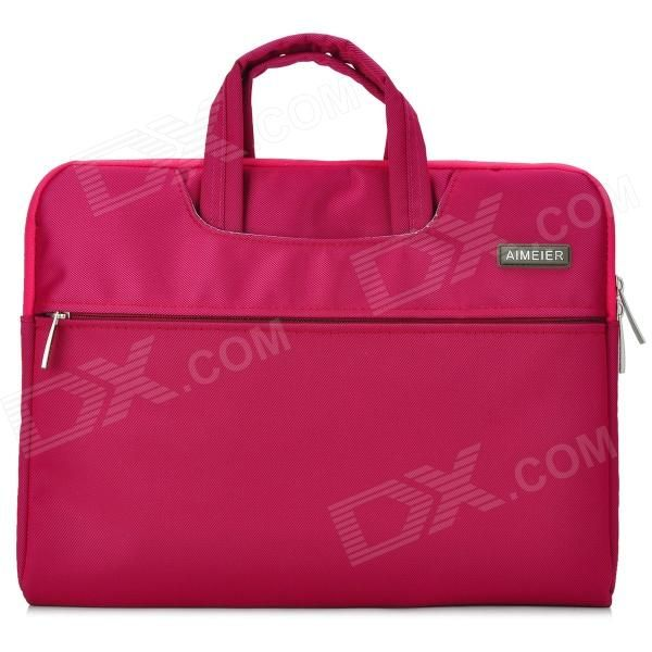 "Ultra-Slim Fashion Nylon Tote Bag for 13.3"" Tablet PC / Laptop - Red Price: $21.66"