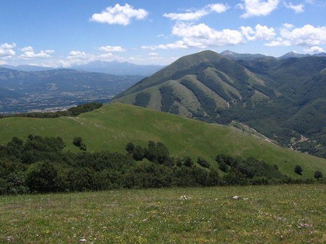 Parco Naturale ecosostenibile Umbria:Parco Fluviale del Nera