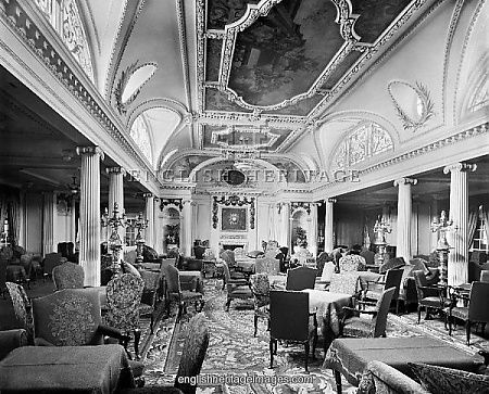 17 best images about r m s aquitania on pinterest the fog luncheon menu and interiors