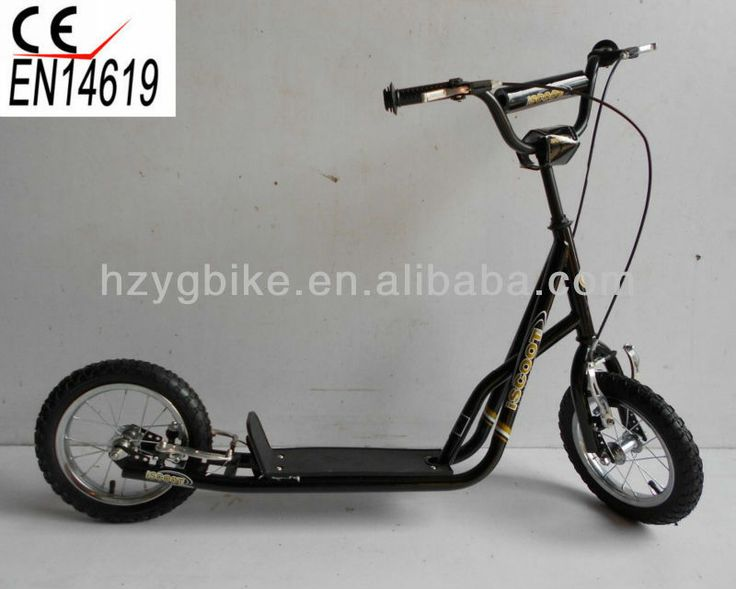 12inch China Factory Wholesale Hot Sale European Standards CE Kids Scooter Scooter for Sale $19~$35