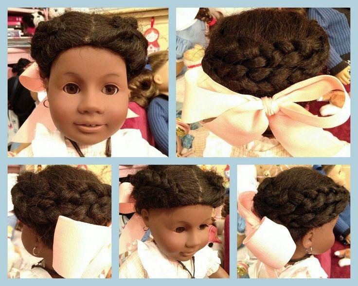 addy american girl doll hair style american girl 1864 addy walker pinterest girl dolls. Black Bedroom Furniture Sets. Home Design Ideas