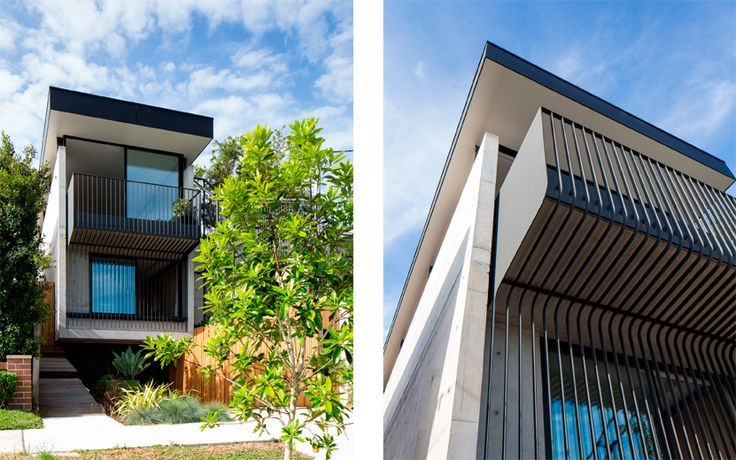 MCK - Sydney Architects / Projects / Upsilon House