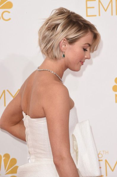 Julianne Hough Photos: Arrivals at the 66th Annual Primetime Emmy Awards — Part 2: