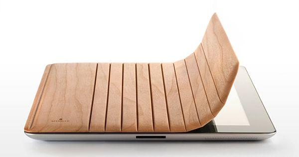 iPad case #vanhout