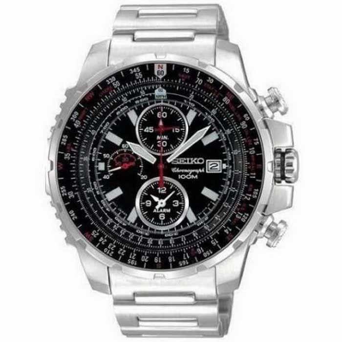 Made in Japan Alarm Chronograph Pilot Flight Master