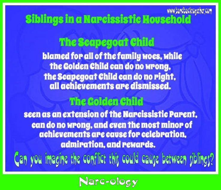 Narcissistic Mother Scapegoat Daughter - 0425
