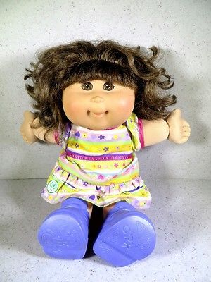 Cabbage Patch Kids  S Purple Outfit