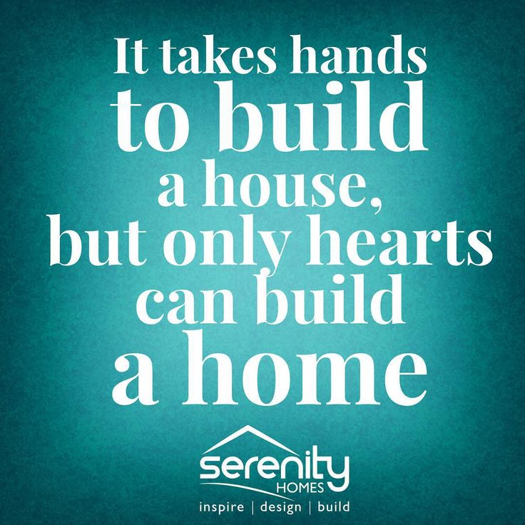 We build your dream house, you and your family turn your dream house to a home #custombuild #buildingdreams #home #love #instaquote