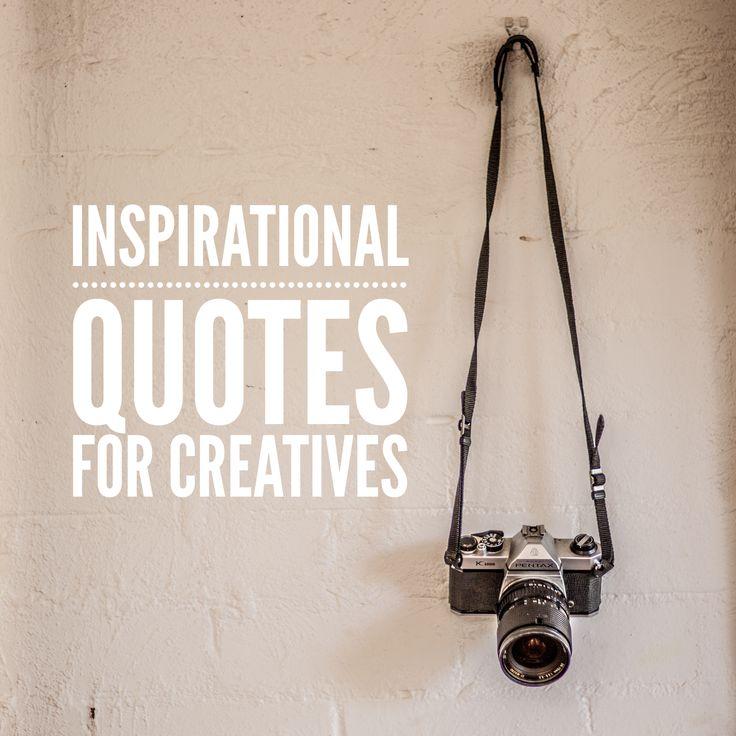 Inspirational quotes for creatives  www.ginamilicia.com