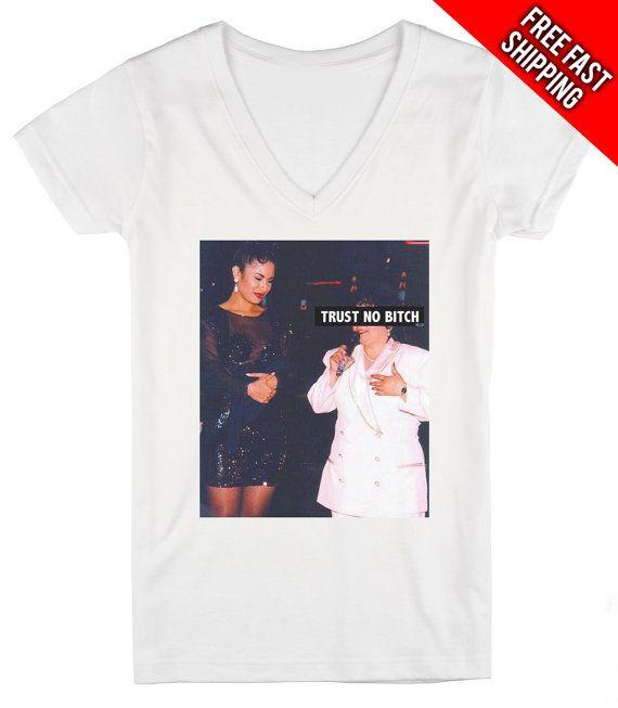 Selena Quintanilla T-ShirtSelena Quintanilla by CatzandCoffee