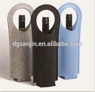 fashion design feltro portabottiglie per 1 bottiglia-immagine-borse di raffreddo-Id prodotto:1908052704-italian.alibaba.com