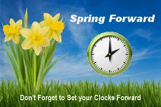 Set+Time+Change+Clocks | It's Time! Time to SPRING Forward! March 8th