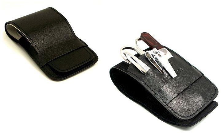 Bey-Berk 4-pc. Travel Manicure Set