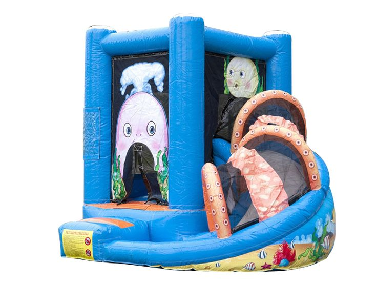 Find Bouncy Castle Mini Multifun Seaworld? Yes, Get What You Want From Here, Higher quality, Lower price, Fast delivery, Safe Transactions, All kinds of inflatable products for sale - East Inflatables UK