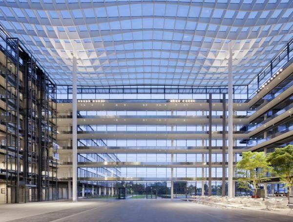 17 best images about archi werner sobek on pinterest for Stuttgart architecture