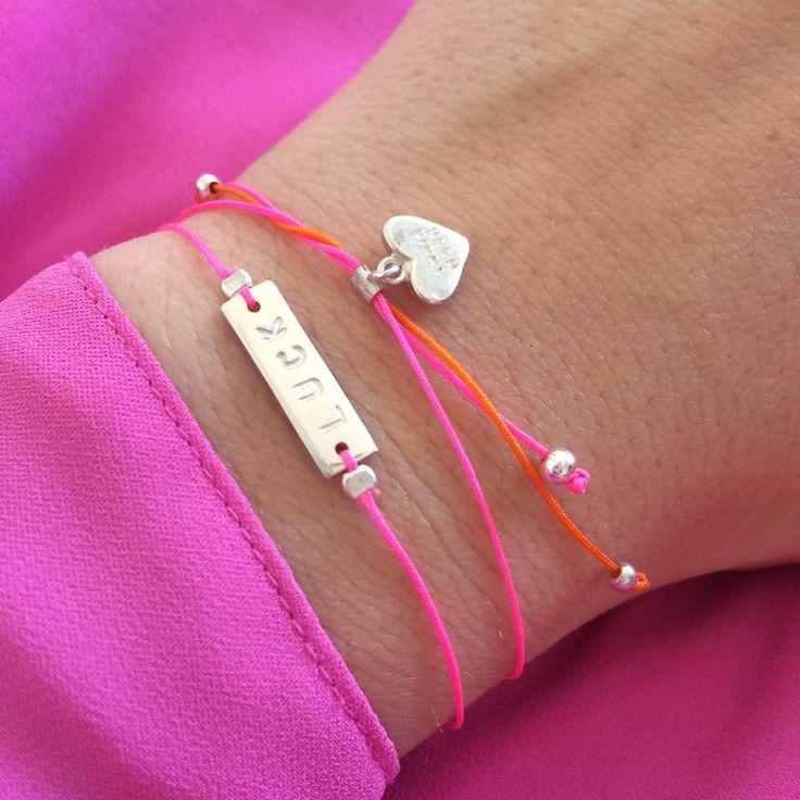 Sizi Friendship Bracelet #AnnieHaak