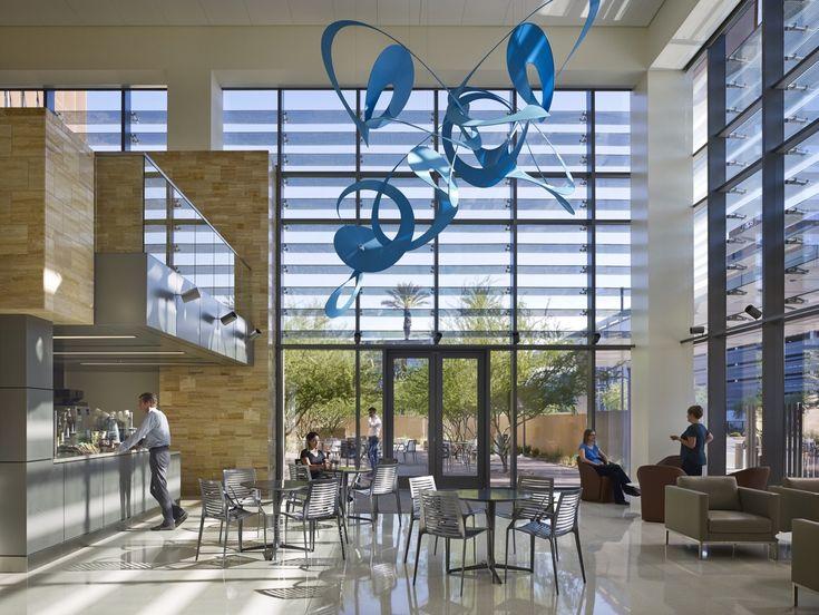 Galeria de Centro do Câncer da Universidade do Arizona / ZGF Architects - 5