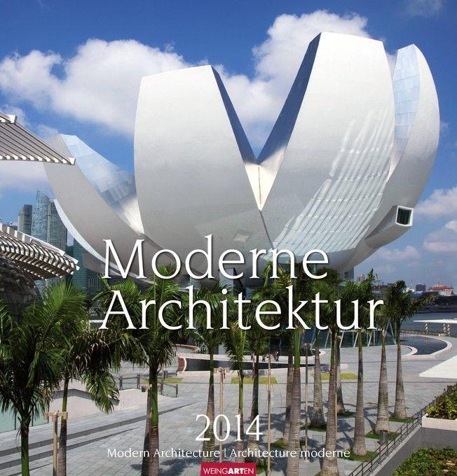 Moderne Architectuur Kalender 2014 - Weingarten 2961900 | XL Kalenders | kaartfanaat