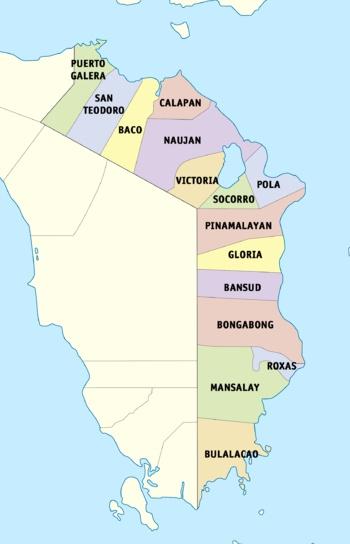 Oriental Mindoro - Wikipedia, the free encyclopedia