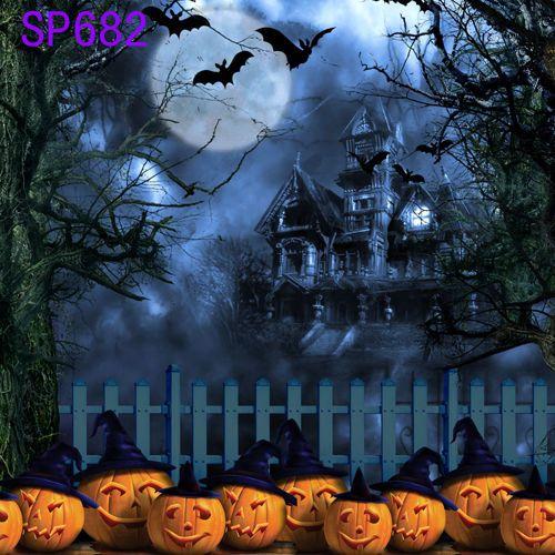 12 best Halloween scenes images on Pinterest | Halloween ...
