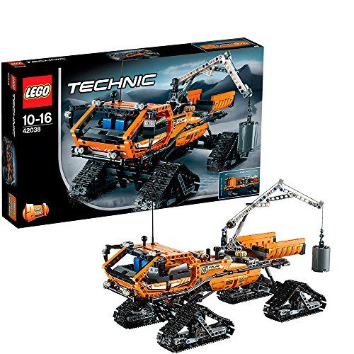 Lego Technic 42038 - Arktis - Kettenfahrzeug » LegoShop24.de