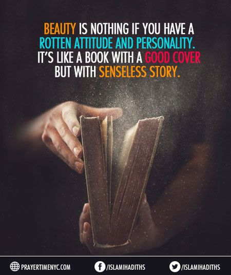 Beauty Is Nothing If You Have A Bad Attitude Goodmanners Beauty