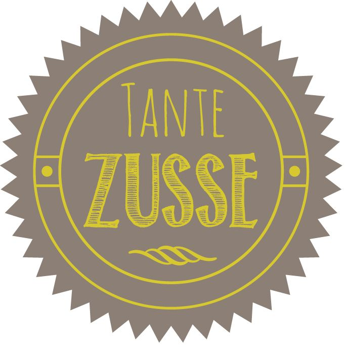 Logo for Tante Zusse. https://www.facebook.com/pages/Tante-Zusse/287330191409293?fref=ts