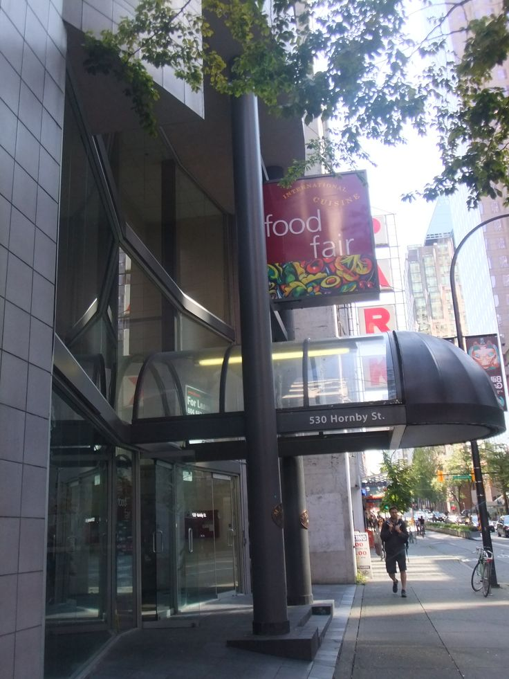 PPCが入っているビルのエントランスです。このビルの4Fがフロントになります。PPCの詳しい情報はこちらから☆http://www.vc-ryugaku.com/school/lang/s12.html