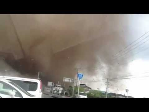 2012/05/06 Japan Tornado at Tsukuba.mp4 - YouTube                                                                                                                                                                                 More