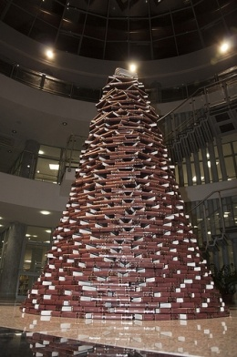 The Polish know how to craft a tree!  University of Warmia and Mazury in Olsztyn, Poland