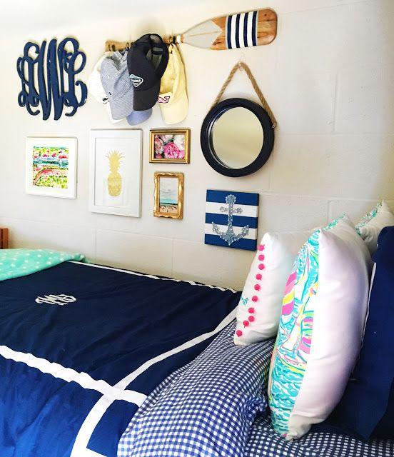 C&I Dorm room-color patterns mix and match
