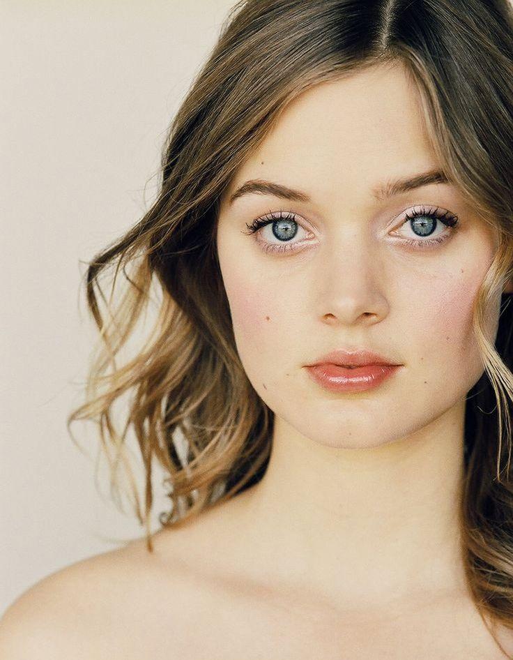 Le maquillage naturel du compte Pinterest de Keyana Rice