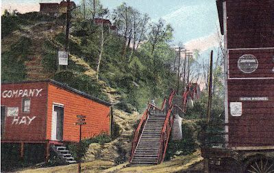 Grems-Doolittle Library Collections Blog: Klondike Ramp and Klondike Stairs