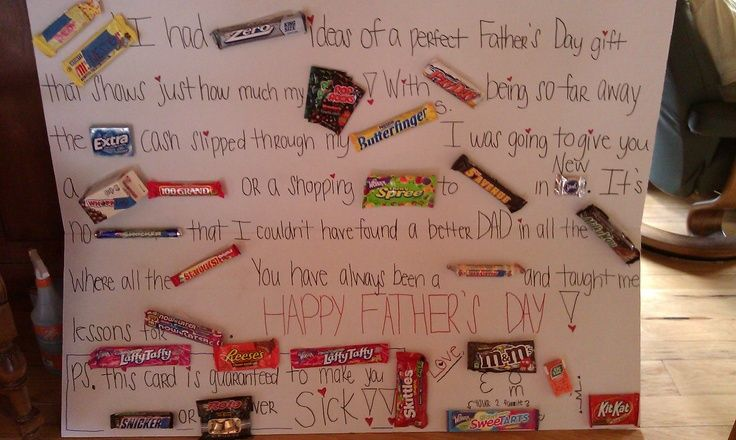 best father's day letters