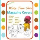 13 magazine-like covers/handouts designed to help students master CCSS genre study elements for non-fiction texts. After studying real magazine cov...