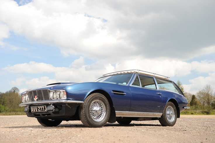Wagon Wednesday (1971 Aston Martin DBS shooting brake)