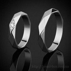 Обручальные кольца Boucheron Facette