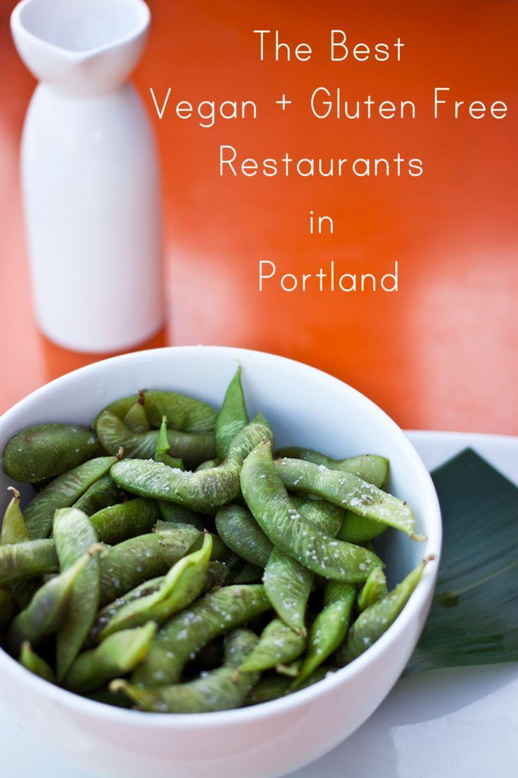 The Best Vegan and Gluten Free Restaurants in Portland, Oregon