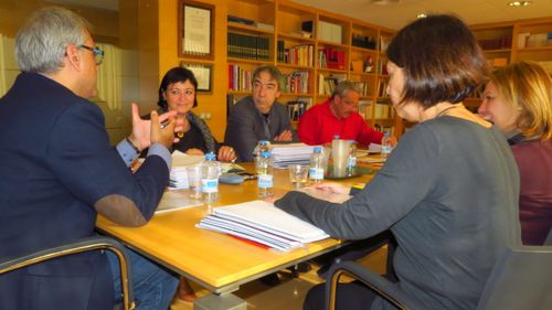 Biblioteca Comarcal de Blanes - Blanes - Notícies - Blanes, preparada per a la 51a Festa dels Premis Recvll