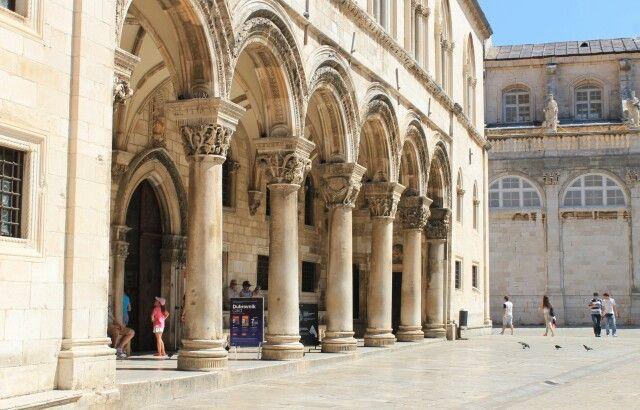 Rector's Palace ( Knežev Dvor ) Dubrovnik, Croatia