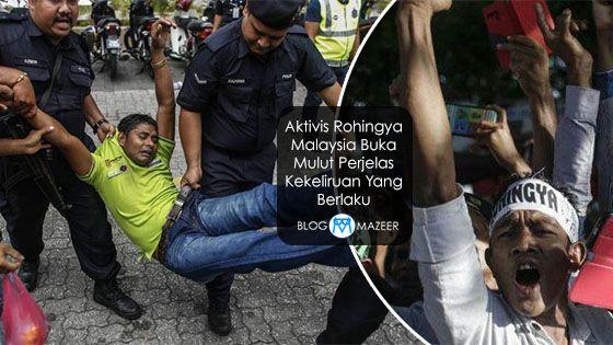 Aktivis Rohingya Malaysia Buka Mulut Perjelas Kekeliruan Yang Berlaku   Berdasarkan kenyataan aktivis Rohingya Malaysia Tengku Emma Zuriana ini adalah penjelasan sebenar terhadap salah faham dan sentimen kebencian yang berlaku ke atas bangsa Rohingya.  Beliau menjelaskan tentang apa yang sebenarnya berlaku baik dari segi isu demonstrasi isu pasar borong Selayang dan segala yang dikaitkan dengan Rohingya.  Berikut merupakan pencerahan tentang salah faham Rohingnya:  If you support Rohingya…