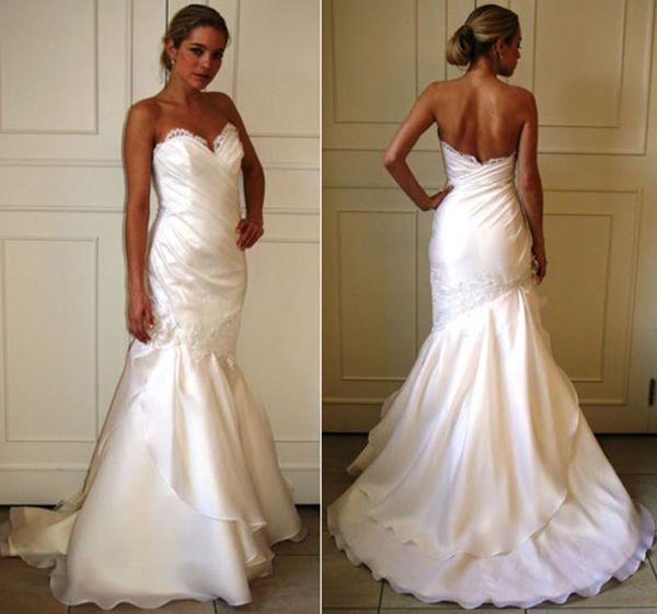 Used Wedding Dresses Uwebus Preowned Ideas 600x561