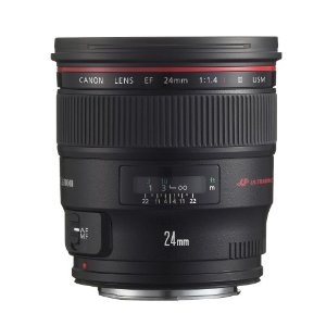 Canon EF 24mm f/1.4 L USM II Wide Angle Lens: Wide Angles Lens, Ii Wide, Wide Angle Lens