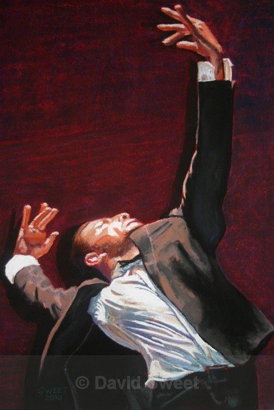 Flamenco - Paintings