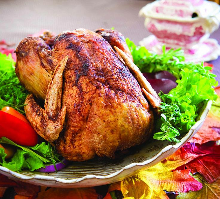 Easy fried turkey recipe