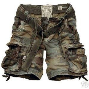 Camo Shorts @BBT.com